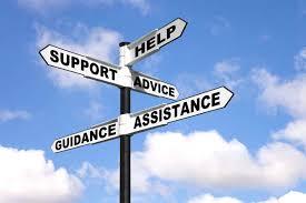 help-support-advice-guidance-assistance