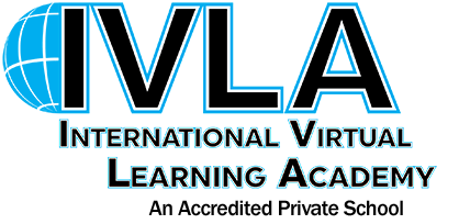 International Virtual Learning Academy Logo