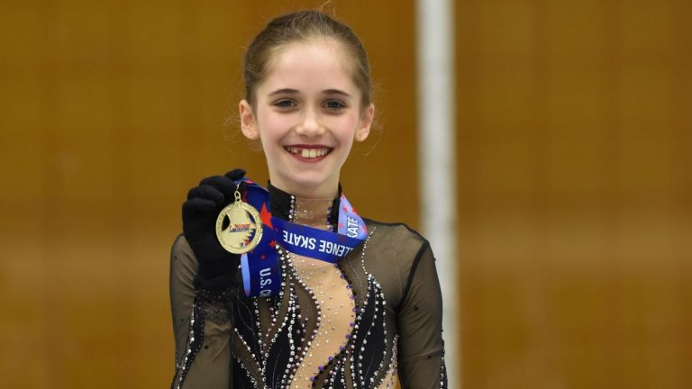 Blog Image For Online School for Professional Athletes: Ice Skater Isabeau Levito's Take