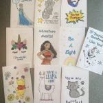 CardzForKids NHS project with IVLA