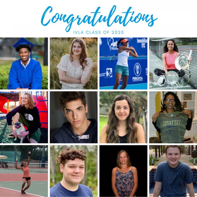 Blog Image For Congratulations IVLA Graduates of 2020!